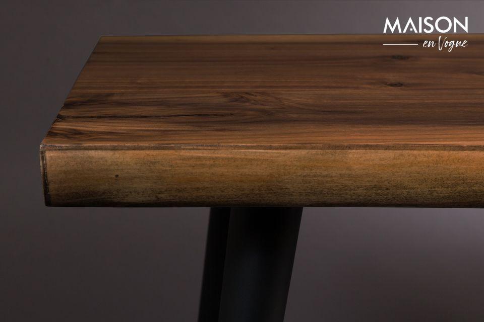 Questo banco di design ha tutto per soddisfare e si muoverà secondo i vostri desideri