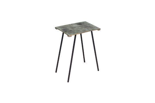 Aleyrac Tavolino in alluminio