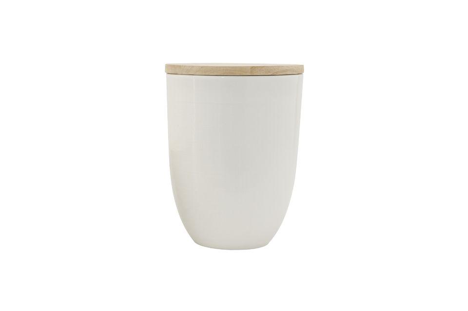 Antichan Vaso con coperchio Bloomingville