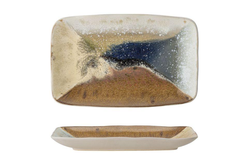 Può anche essere usato come oggetto decorativo e porterà un tocco contemporaneo su uno scaffale o