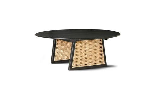 Aussos tavolo da salotto in vimini Foto ritagliata