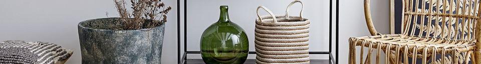 Materiali prima di tutto Authon Vaso in vetro