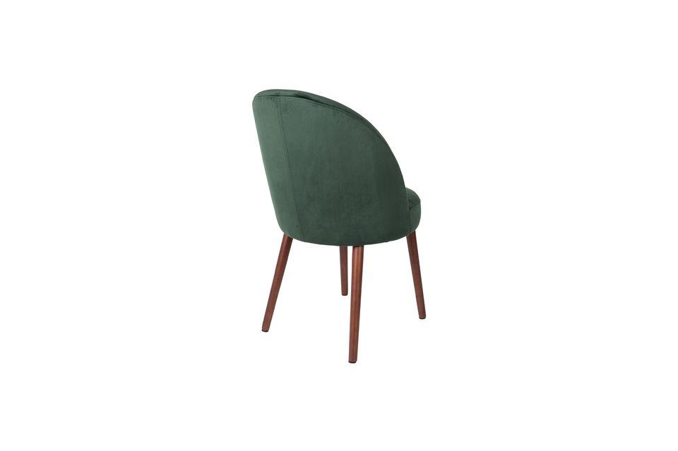 Barbara sedia verde - 5