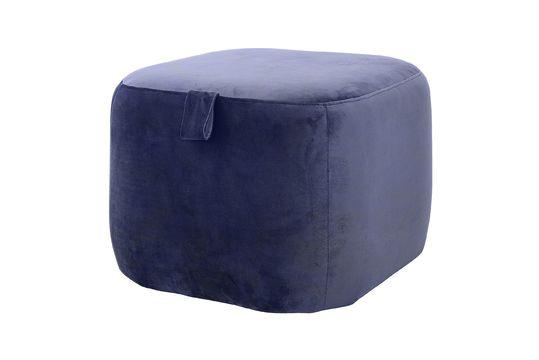 Bella pouf Blu