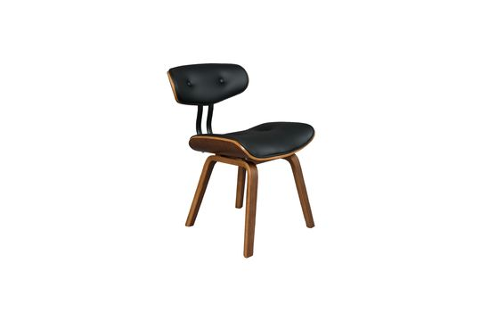 Black Wood sedia marrone Foto ritagliata
