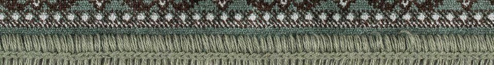 Materiali prima di tutto Bo Tappeto 160X230 Verde