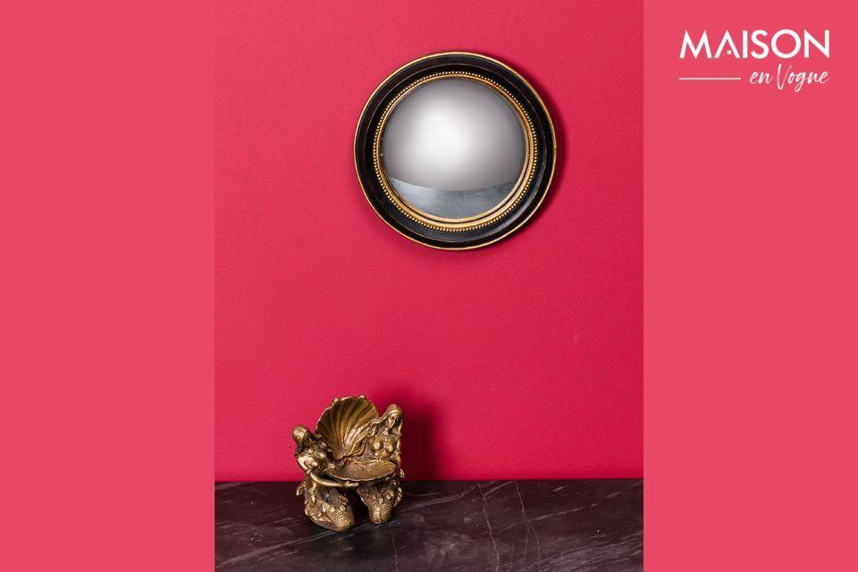 Brassy Piccolo specchio convesso Chehoma
