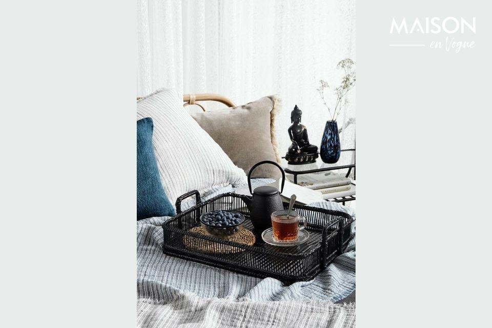 Questa tovaglietta rotonda ed estetica valorizzerà i vostri piatti e la vostra cucina