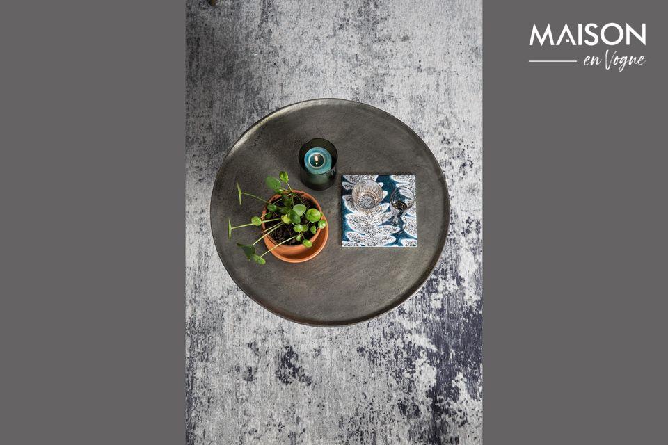 Un tavolino ispirato ai tavolini da tè marocchini