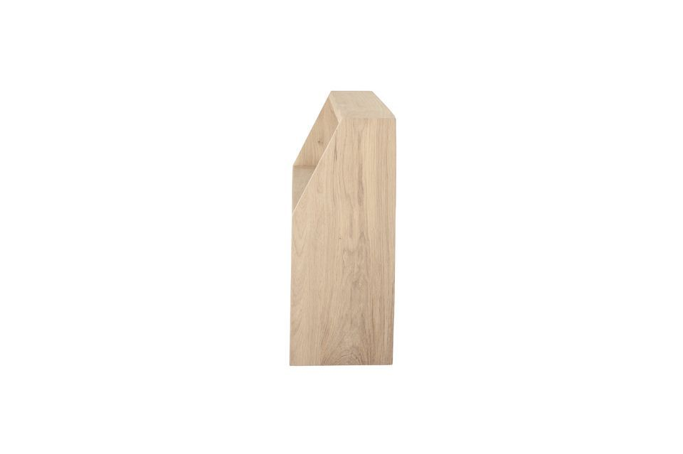 Una volta fissato al muro, oltre alla sua praticità, porterà un tocco decorativo alla vostra casa