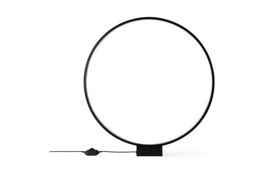 Collat Lampada da tavolo rotonda Foto ritagliata