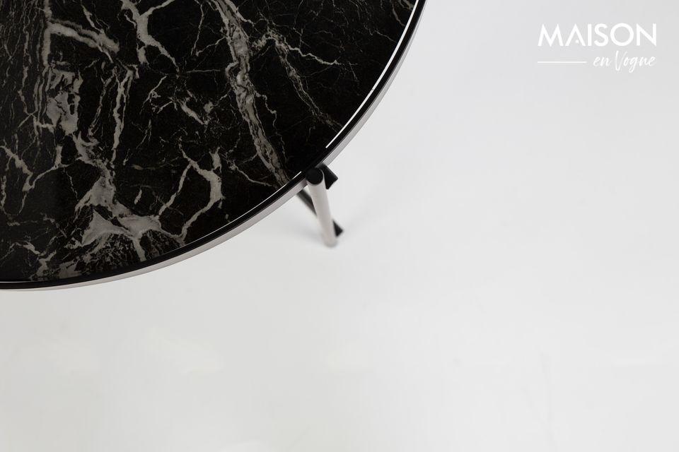 Cupid Tavolino Marmo Nero - 4