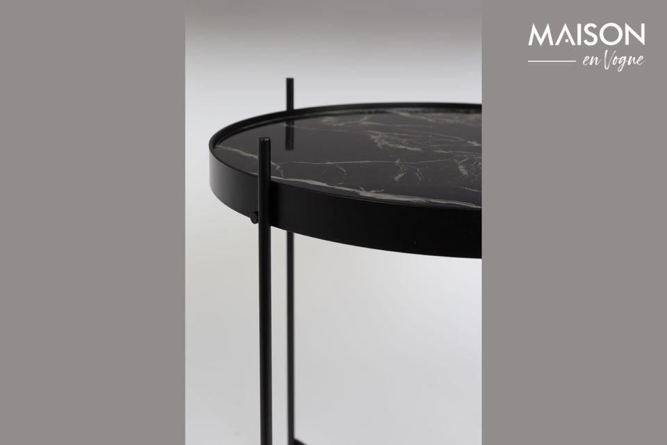 Cupid Tavolino Marmo Nero - 6
