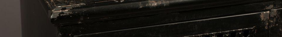 Materiali prima di tutto Denver Minibar in metall