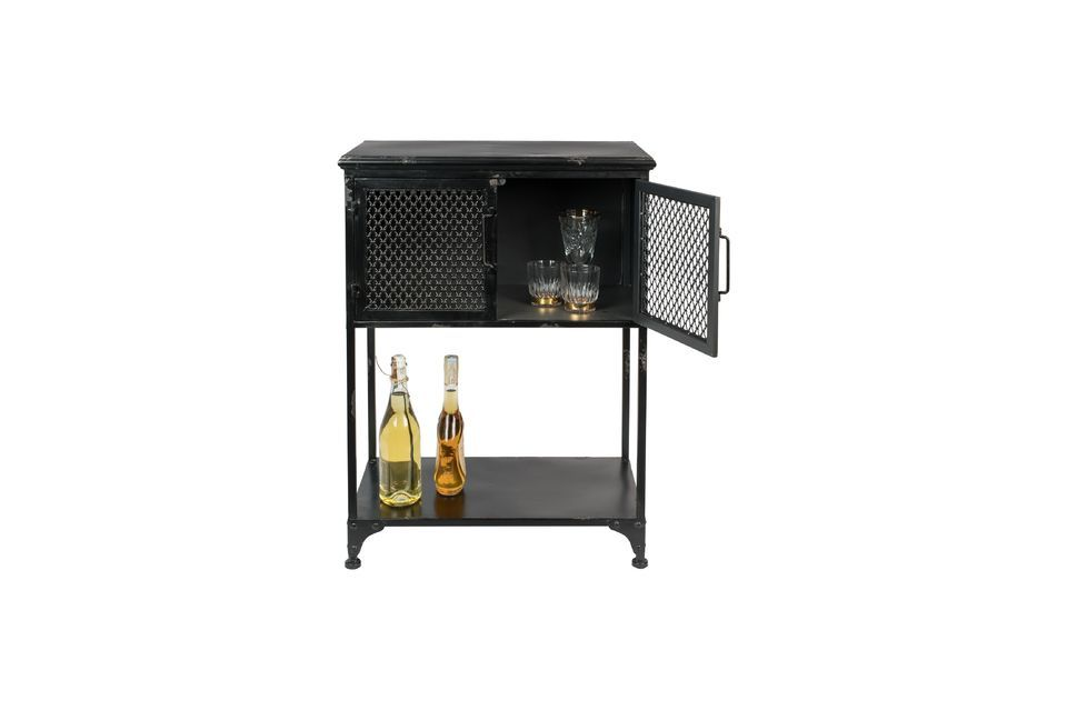 Denver Minibar in metall - 11