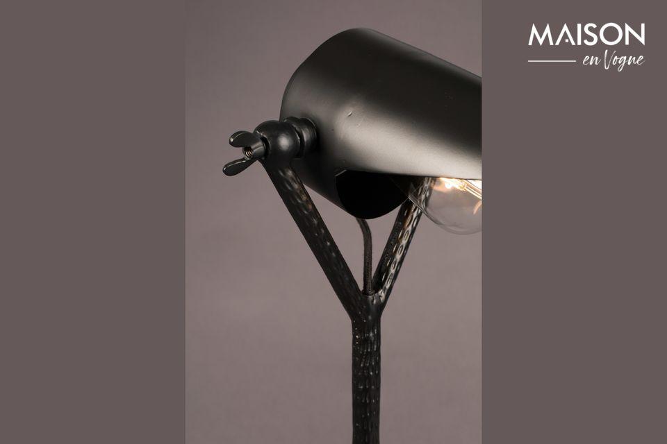 Falcon Lampada Da Tavolo Nera Una Lampada Elegante Dal Maison En Vogue