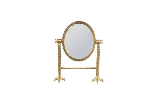 Falcon Specchio in ottone