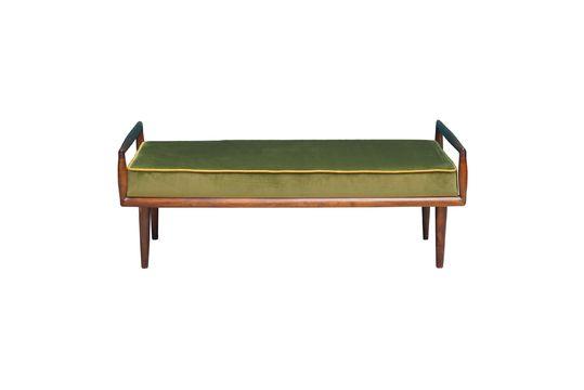 Farrow panchina in velluto verde