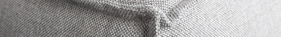 Materiali prima di tutto Fat Freddy Divano ad angolo a sinistra grigio chiaro