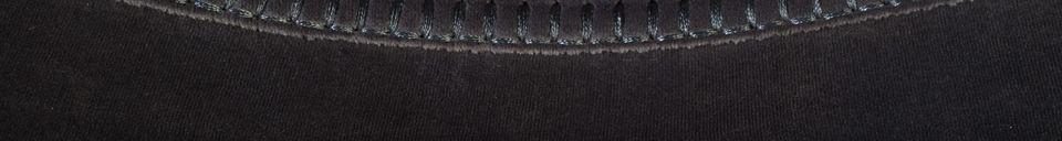 Materiali prima di tutto Franky Sedia in velluto grigio