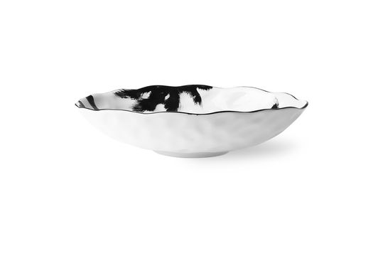 Fréthun piatto da minestra in porcellana di palma Foto ritagliata