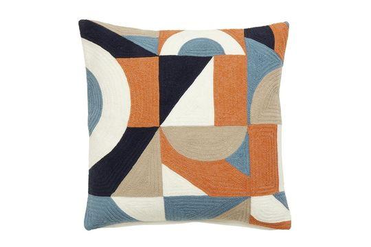 Geometrique Copri cuscino in cotone
