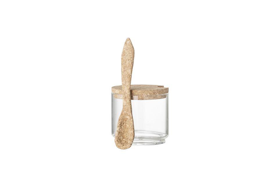 Liberate spazio a tavola con questo set di caraffa per il latte Glanes e zuccheriera