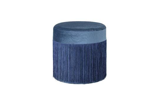 Grandma pouf Blu