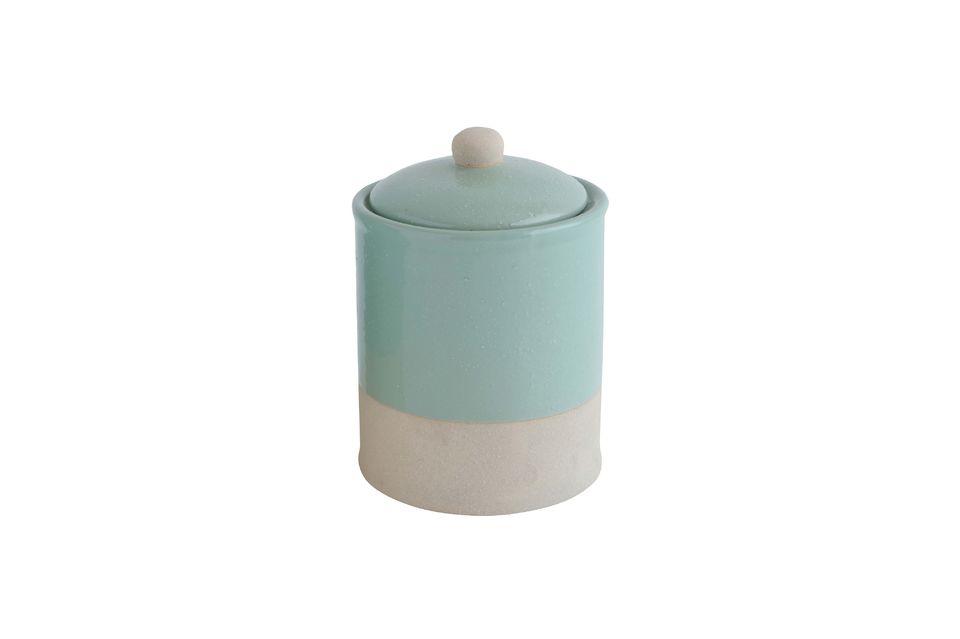 Grosne Vaso con coperchio Bloomingville