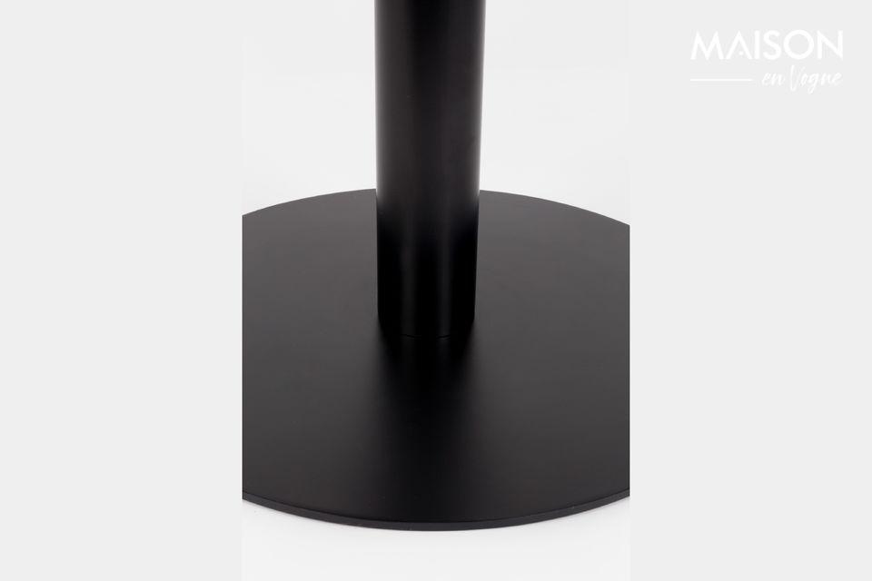 King Tavolo Marmo 90' nero - 7
