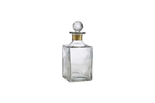 Lachy Caraffa in vetro Foto ritagliata