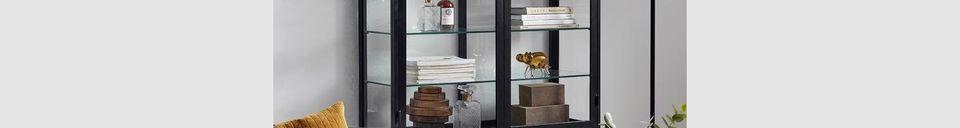 Materiali prima di tutto Lachy Caraffa in vetro