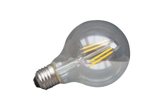 Lampadina trasparente a LED E27 Foto ritagliata