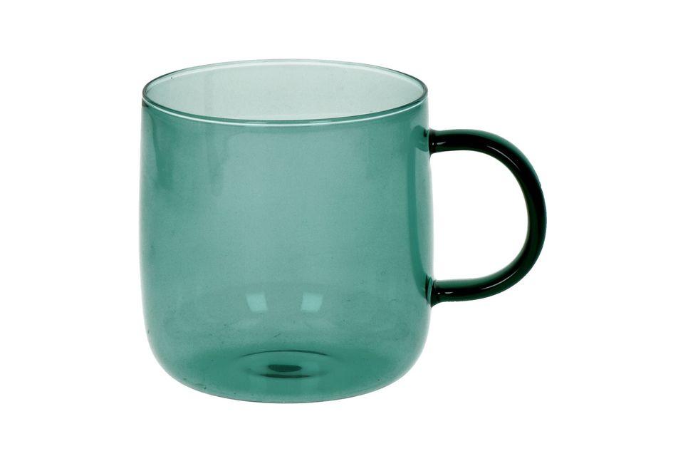 Lasi Scatola da 4 tazze in vetro borosilicato
