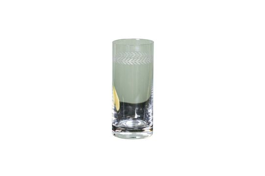 Laurier Bicchiere da long drink inciso