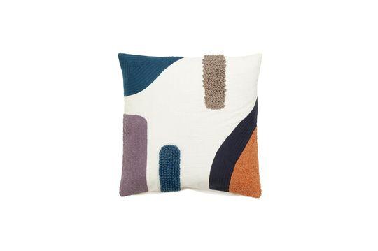 Lines Copri cuscino in cotone