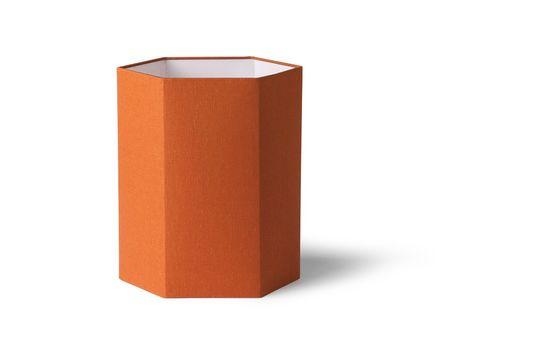 Maltat Paralume in iuta arancione dimensione M