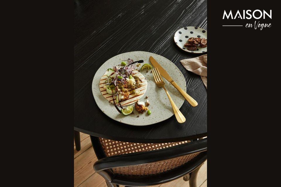 Portando morbidezza e raffinatezza alla vostra tavola