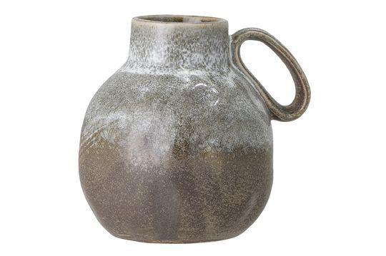 Messy Vaso in gres Foto ritagliata