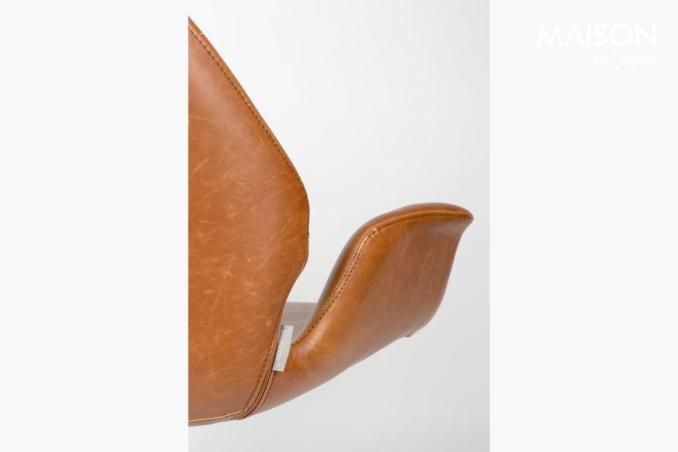 nikki Sedia a sdraio marrone - 4