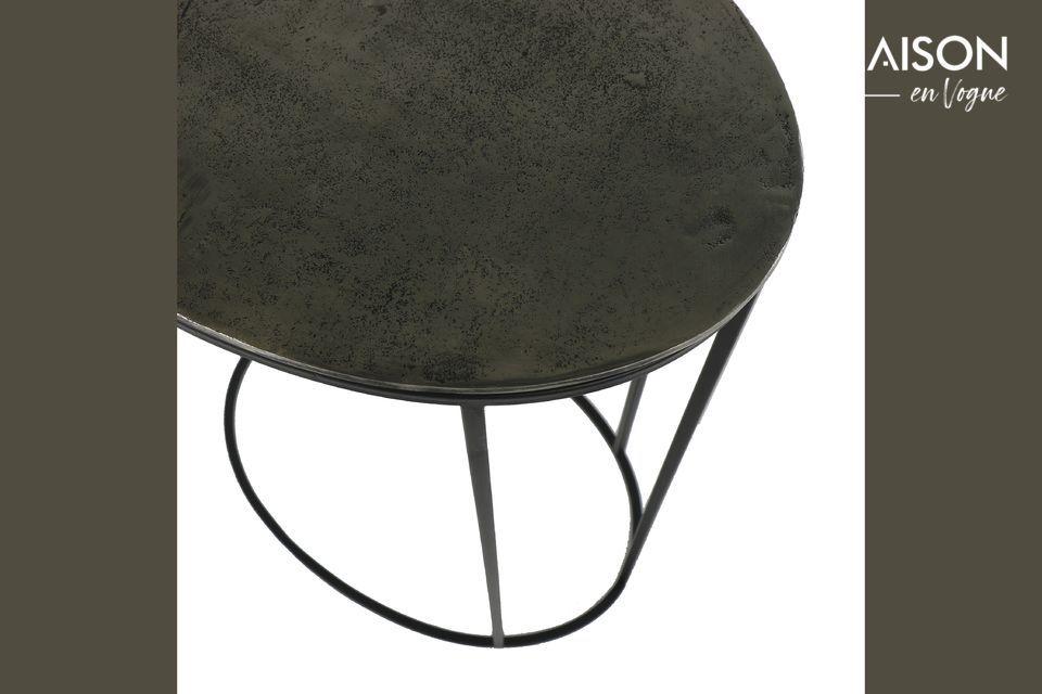 Un tavolo scultoreo