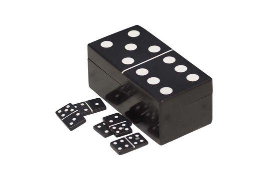 Payns scatola di domino nera