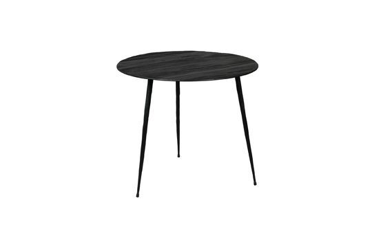 Peper Tavolino nero 45 centimetri Foto ritagliata