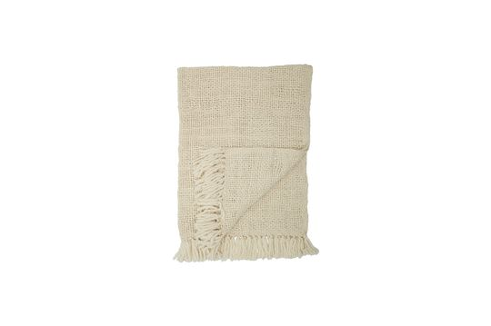 Plaid Nature in lana