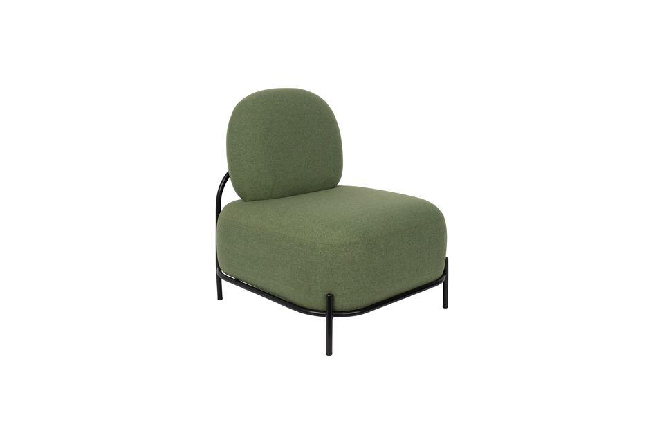 Il look di questa sedia sorprende e seduce per la sua originalità