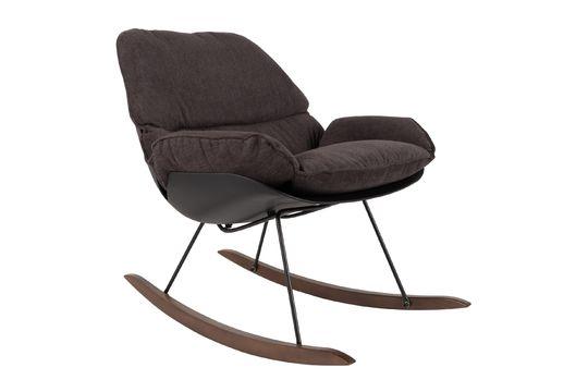 Rocky Sedia Lounge Chair Dark