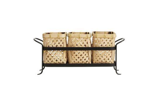 Rodern Porta cestino in bambù