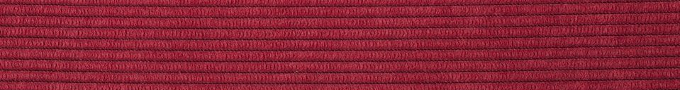 Materiali prima di tutto Sedia Ridge Rib Chair Rossa