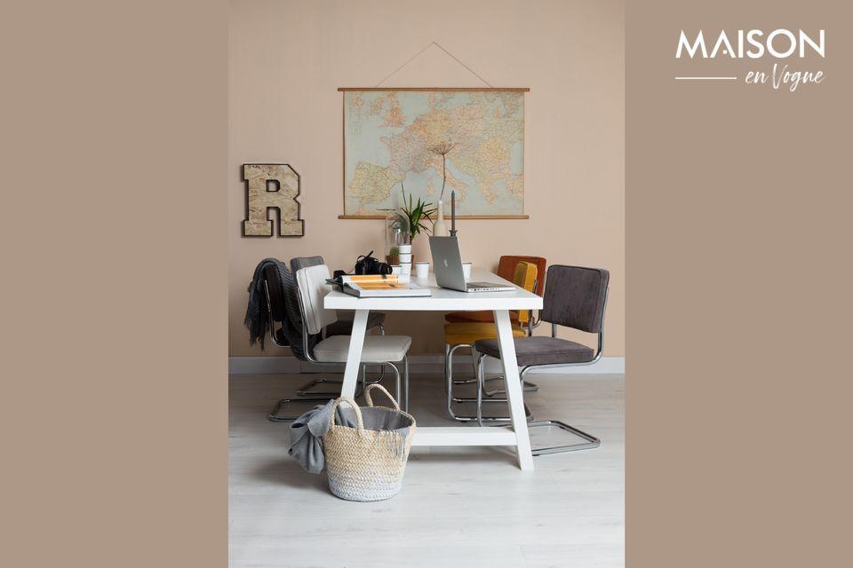 Una sedia modulare dal design innovativo