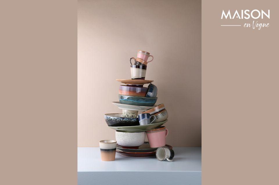 Ciotole in ceramica per una tavola raffinata